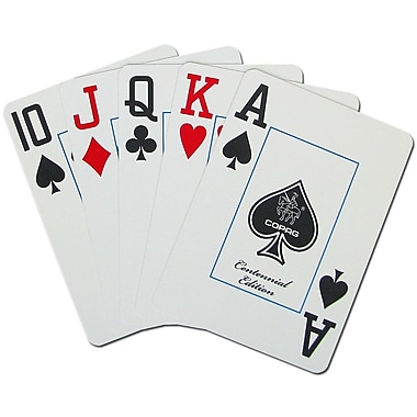 Copag Poker Size Jumbo Index Cards