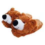 Cuddlee Pet Kids Slipper, Teddy Bear