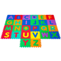 Floor Alphabet Puzzles Mat For Kids