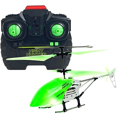 Night Hunter Xtreme 30' Glow In The Dark RC Helicopter