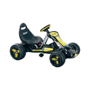 Lil' Rider™ Stealth Pedal Powered Go-Kart, Black