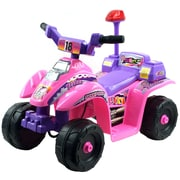 Lil' Rider™ Princess 4 Wheel Mini ATV, Pink/Purple