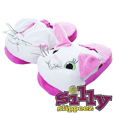 Silly Slippeez Glow in the Dark Princess Kitty Slippers