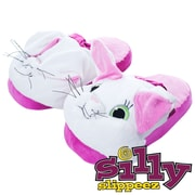Silly Slippeez Glow in the Dark Princess Kitty Slipper, Extra Large