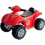 Lil' Rider™ Battery Powered Raptor 4 Wheeler, Red
