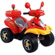 Lil' Rider™ Battery Operated 360 4 Wheeler, Red/Yellow