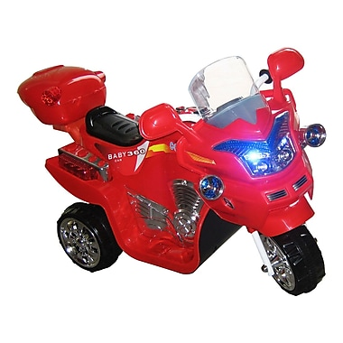 Lil' Rider™ Battery Powered FX 3 Wheel Bike, Red