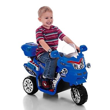 Lil' Rider™ Battery Powered FX 3 Wheel Bikes, Assorted Colors