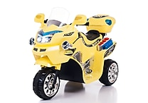 Lil' Rider™ Battery Powered FX 3 Wheel Bike, Yellow