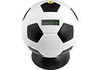 Digital Coin Counting Bank, Football or Soccer Ball