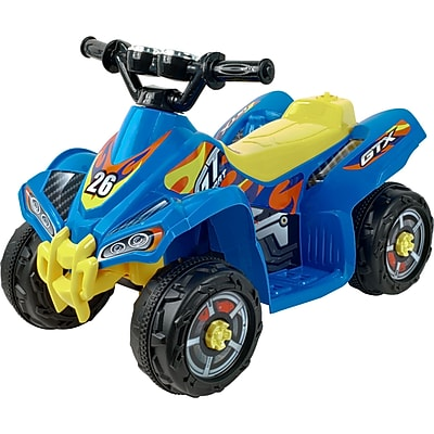 Lil' Rider Battery-Powered Bandit GT Sport ATV,