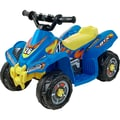 Lil' Rider™ Battery-Powered Bandit GT Sport ATV, Blue/Yellow
