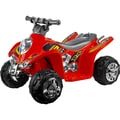 Lil' Rider™ Battery-Powered Ruckus GT Sport ATV, Red