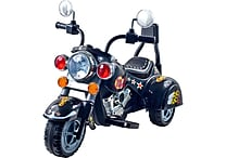Lil' Rider™ Road Warrior Motorcycle, Black