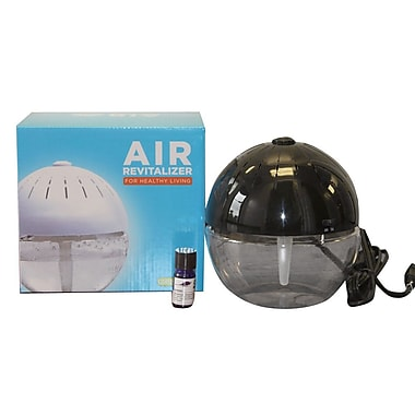 EcoGecko Earth Globe Air Revitalizers With Cleaner
