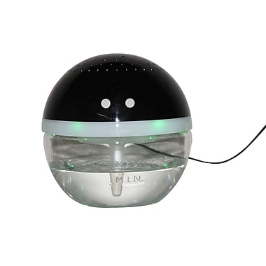 EcoGecko Magic Ball Air Revitalizer With Cleaner, Black
