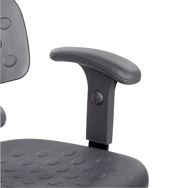 Safco® Soft Tough™ Adjustable T-Pad Arm For Soft-Tough and Workfit Industrial Series