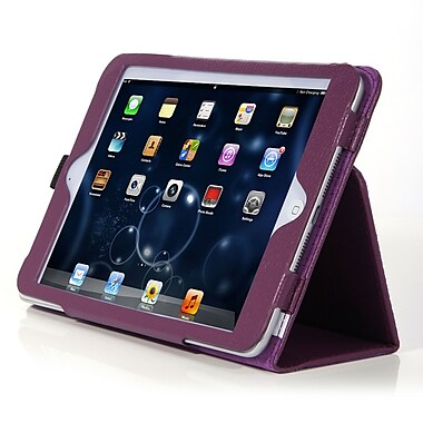 iPad Mini Folio Case, Purple