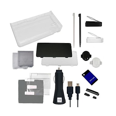 GameFitz GF-001 20-In-1 Accessory Pack For Nintendo DSi