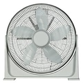 Optimus F-7200 20in. 90 deg Pivot Turbo High Performance Air Circulator, White