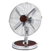 "Optimus F-8121 12"" Oscillating Fashion Table Fan"