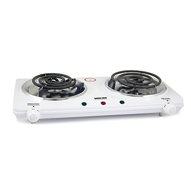 Better Chef® Dual Element Electric Countertop Range
