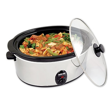 Better Chef® Slow Cooker With Removable Stoneware