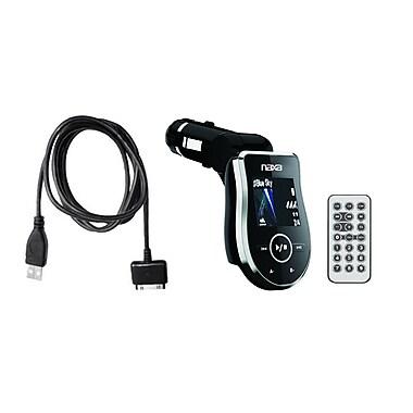 Naxa NI-3215 5-in-1 Accessory Kit for Apple iPod/iPhone, Black