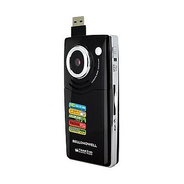 Bell & Howell Black 5MP HD Digital Video Camcorder & Still Camera, 4 1/2in.D