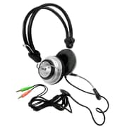 Pyleaudio PHPMC2 Wired Headset Microphone, Black/Gray