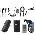 Naxa® NA-3011 10 In 1 Premium Accessory Kit For MP3/MP4 Players and Mobile Devices