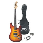 "Pyle® Professional 42"" Deluxe Sunburst Finish Electric Guitar"