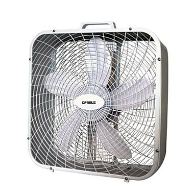 Optimus F-2002 20in. Box Fan