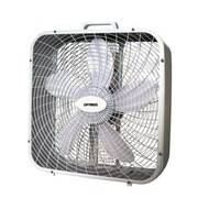 Optimus F-2002 20 Box Fan