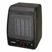 Optimus H-7000 1500 W Portable Ceramic Heater, Black