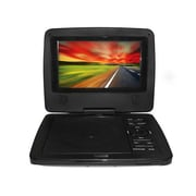 Axion® LMD-8710 7 Swivel Screen Portable DVD Player With USB/SD Card Reader