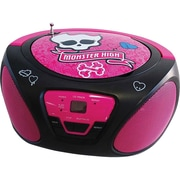 Monster High 56049 CD Boombox