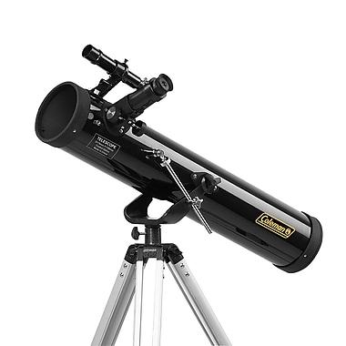Coleman® Astrowatch CDB767AZ1A 76 Reflector Telescope