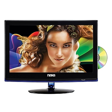 Naxa® 16in. Widescreen LED HD Television With Built In Digital TV Tuner and USB/SD Inputs/DVD Player