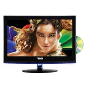 "Naxa® 16"" Widescreen LED HD Television With Built In Digital TV Tuner and USB/SD Inputs/DVD Player"