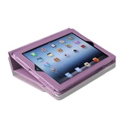 Tri-Fold Smart Cover Folio For iPad, Purple