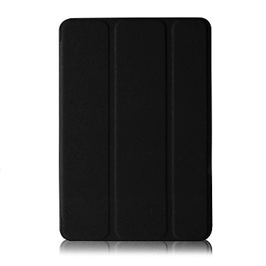 Tri-Fold Folio Case For iPad, Black