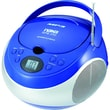 Naxa® NPB-252 MP3/CD Player With AM/FM Stereo Radio, Blue