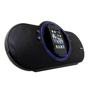 Haier® IPDS-20 Move Portable Docking Station For iPod/iPhone, Black