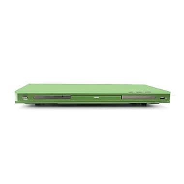 iView® 5.1-Channel High Definition HDMI DVD Player, Green