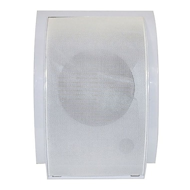 Pyle® PDWT6 50 W 6 1/2in. Indoor Surface Mount PA Wall Speaker W/70 V Transformer
