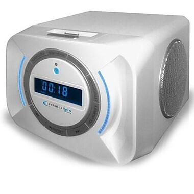 Technical Pro BLUET2 Powered Bluetooth Loudspeaker, Black