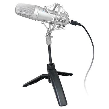 Technical Pro UMC600 Professional USB Condenser Microphone, Black
