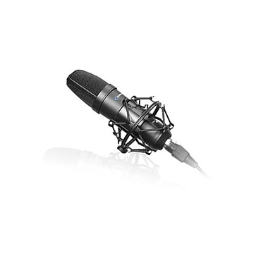 Technical Pro CMC500 Professional Condenser Microphone, Black