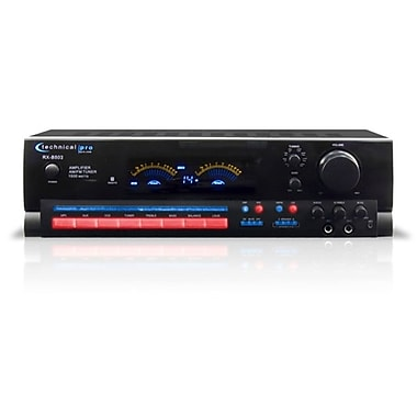 Technical Pro RX503 Receiver With Digital Spectrum
